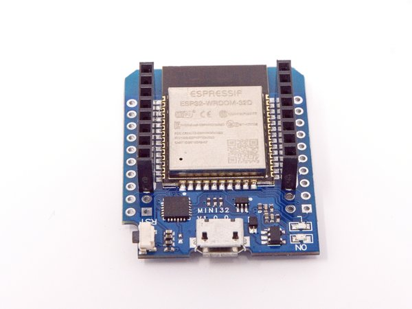 ESP32-WROOM-32 Bluetooth, WiFi
