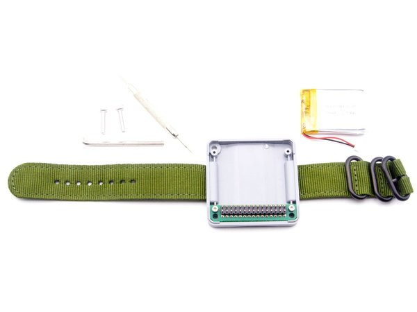 M5Stack Development Board Watch Kit (Excluding Core)