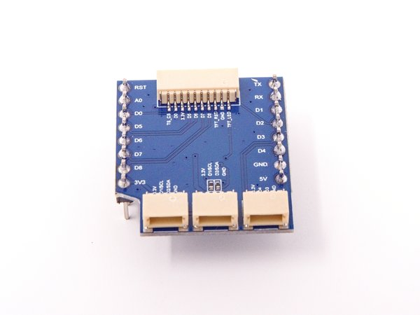 TFT I2C Connector Shield V1.1.0 LOLIN (WEMOS) D1 mini 1x TFT