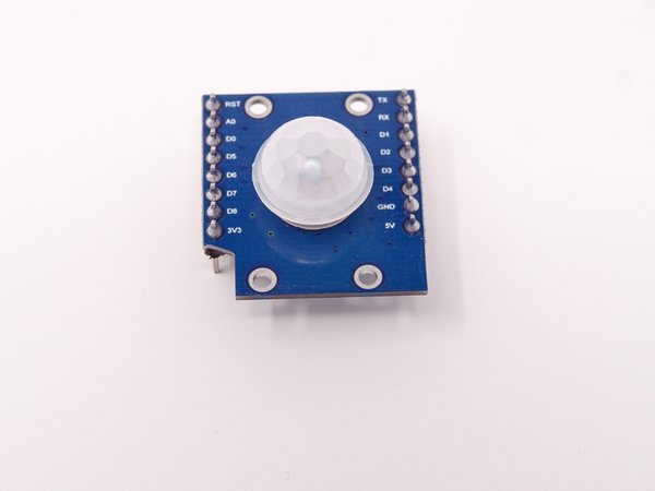 PIR Shield V1.0.0 LOLIN (WEMOS) D1 mini passive