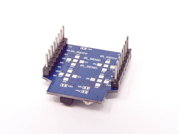 IR Controller Shield V1.0.0 LOLIN D1 mini Infrared sensors
