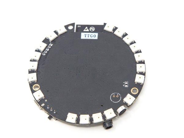 TTGO TAudio V1 5 ESP32-WROVER SD Card Slot Bluetooth WI-FI Module MPU9250  WM8978 12Bits WS2812BTTGO